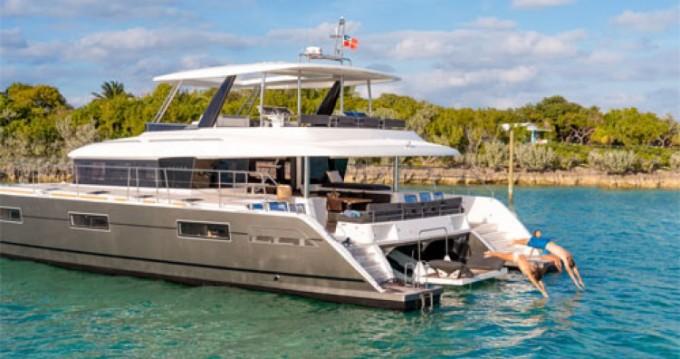 Rent a Lagoon Lagoon 630 Motor Yacht Mykonos (Island)