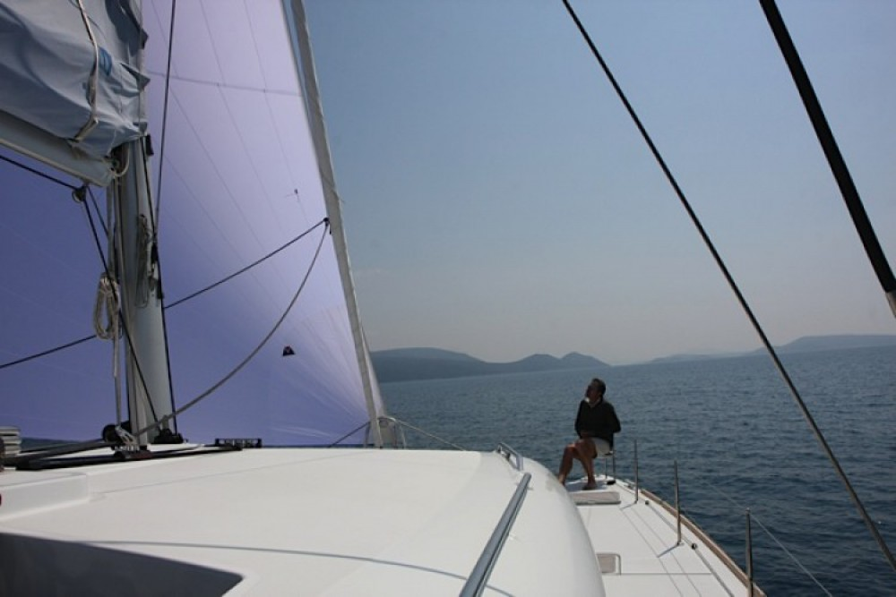Boat rental Lefkada cheap VPLP