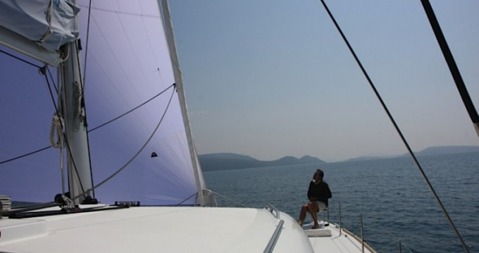 Hire Catamaran with or without skipper Cnb Lefkada (Island)