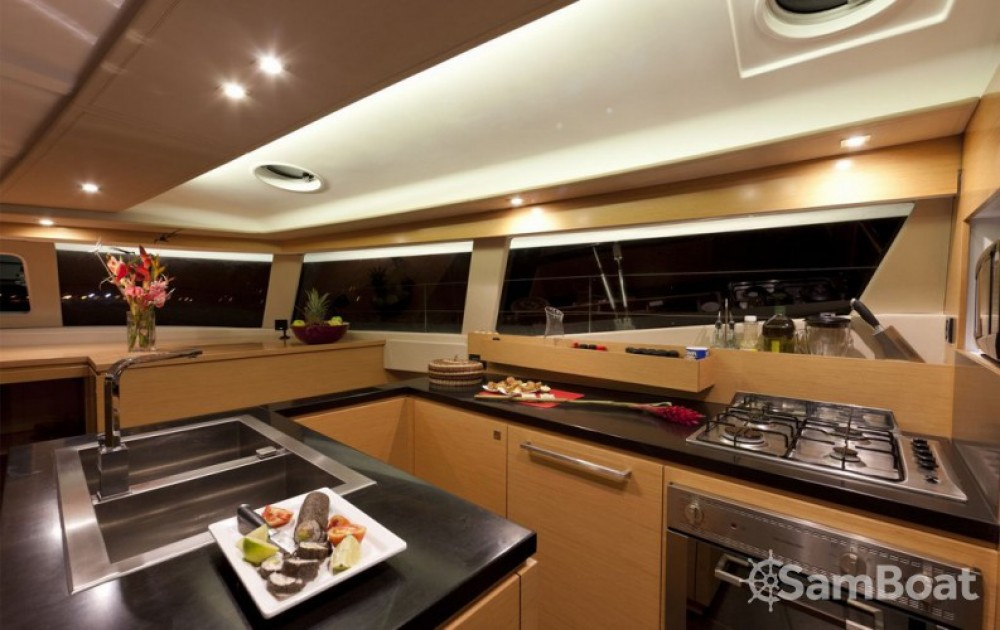 Rental yacht Athens - Fountaine Pajot Berret on SamBoat
