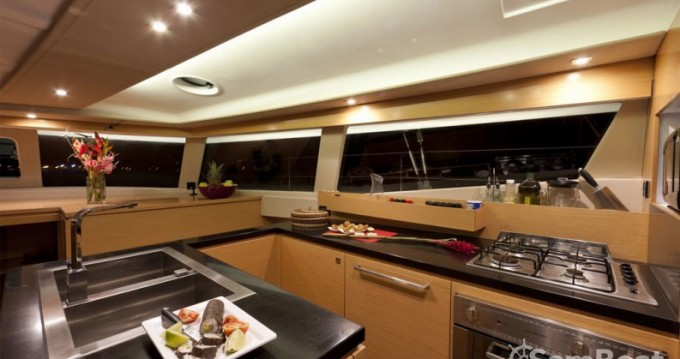 Fountaine Pajot Berret between personal and professional Athens