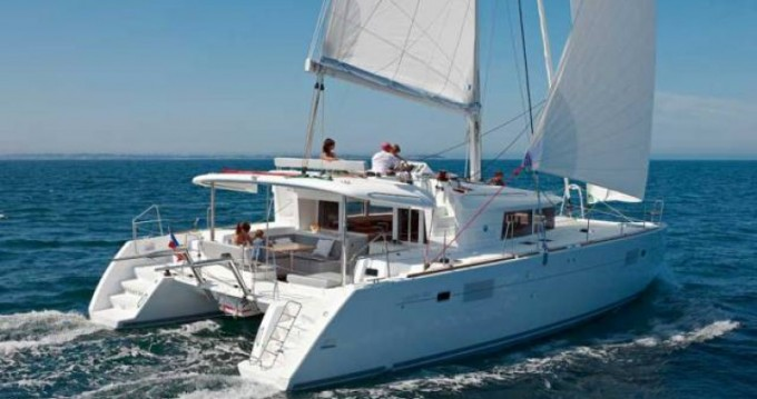 Boat rental Cnb VPLP in Lefkada (Island) on Samboat