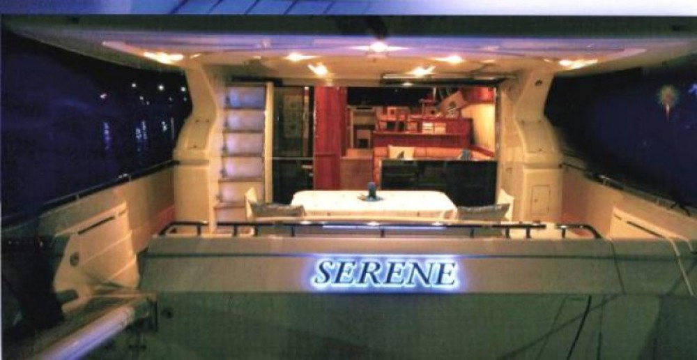Yacht for rent Μύκονος at the best price