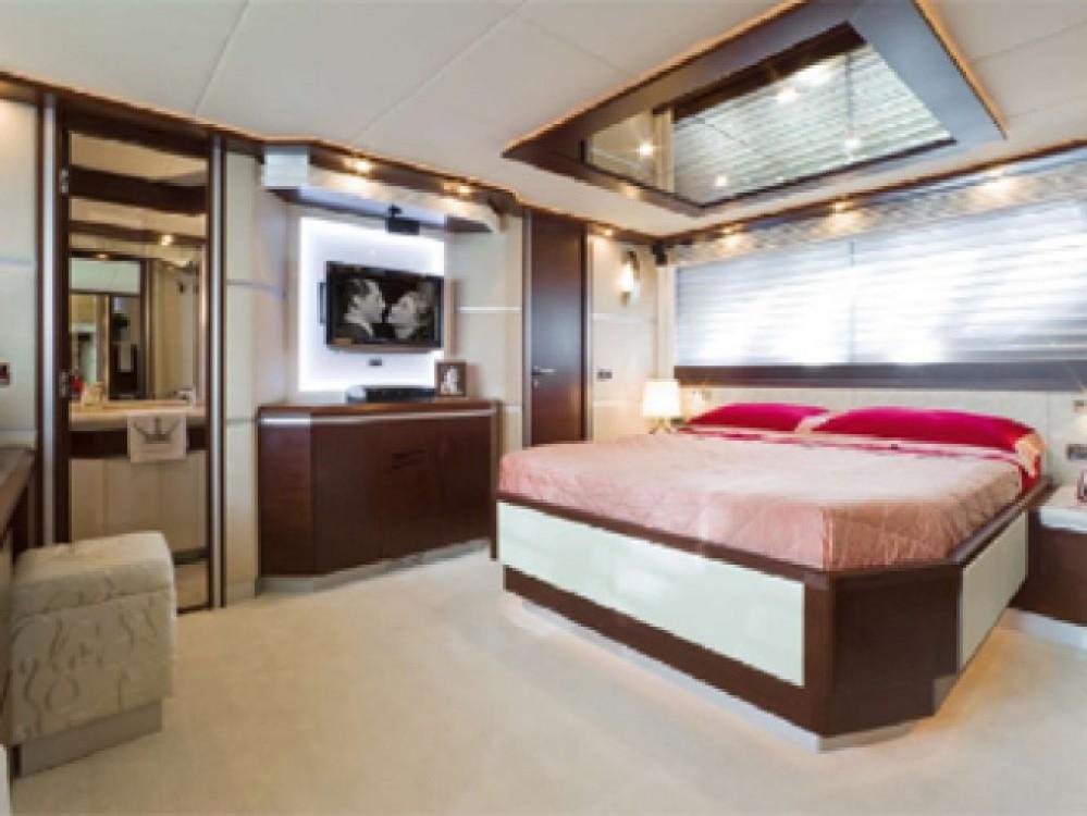 Rental yacht Athens - Dominator yacht on SamBoat