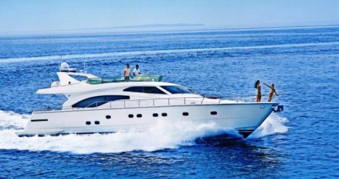 Rental yacht Mykonos (Island) - Ferretti yacht on SamBoat