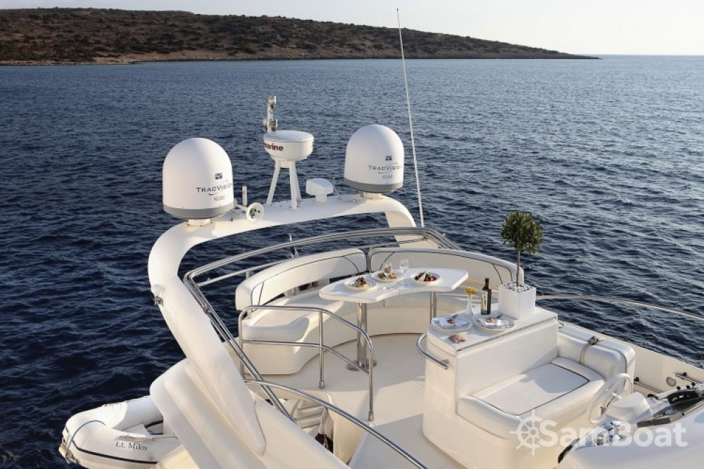 Rental yacht Athens - Aicon yacht on SamBoat