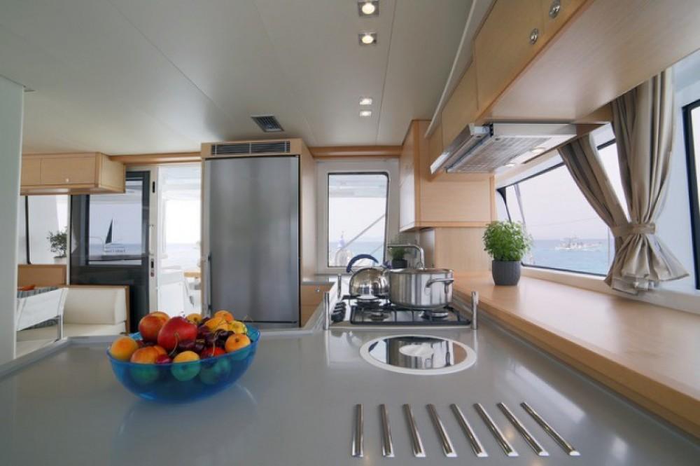 Rental Catamaran in Athens - Lagoon Lagoon 52 F