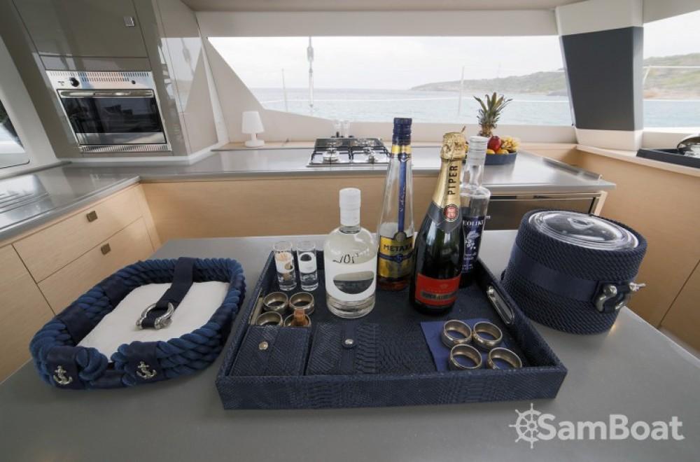 Rental yacht Atene - Fountaine Pajot Berret on SamBoat