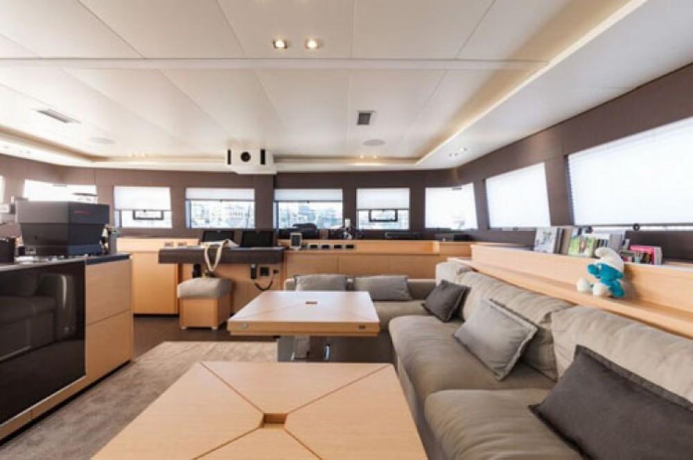 Rent a Lagoon Lagoon 630 Motor Yacht Mykonos