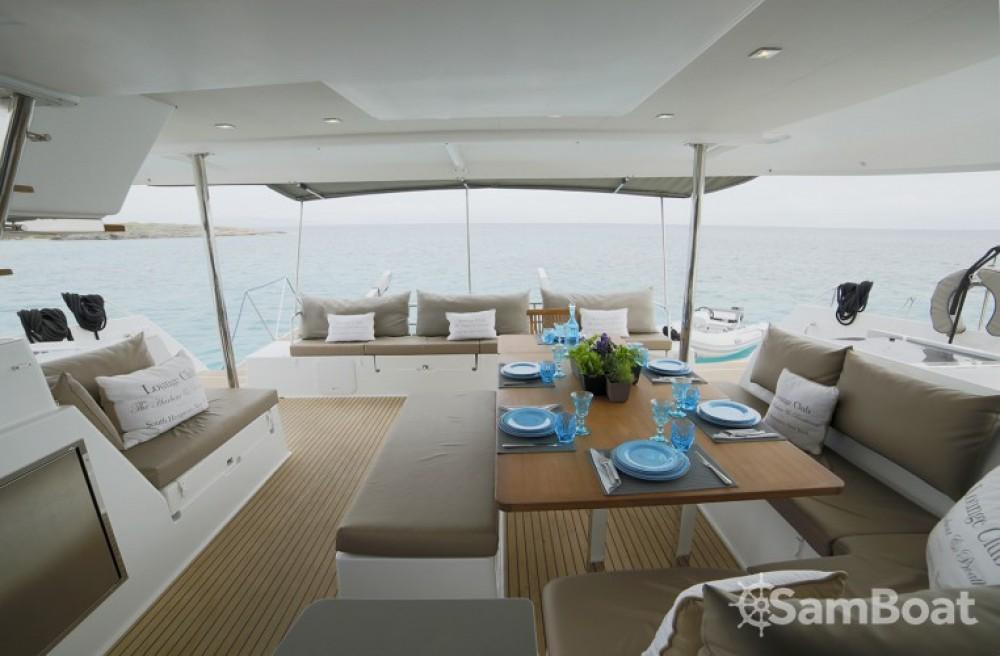 Catamaran for rent Atene at the best price