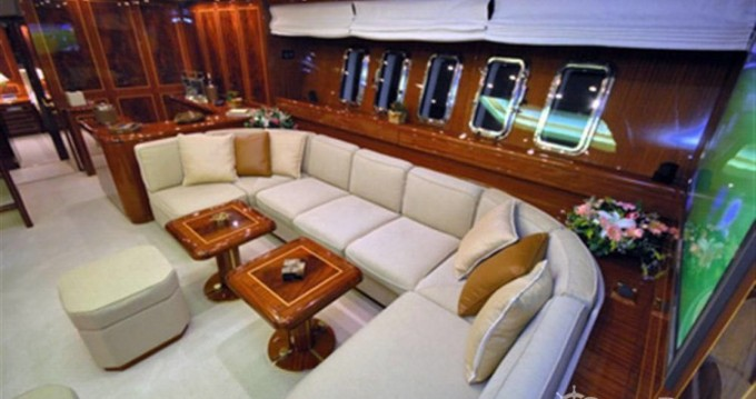 Rental yacht Athens - Mangusta overmarine on SamBoat