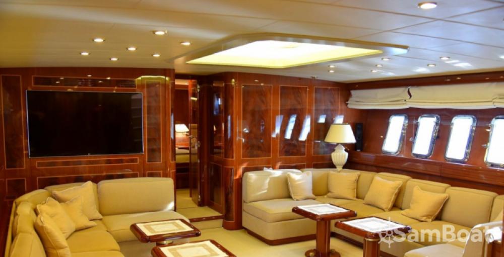 Rental Yacht in Athens - Mangusta overmarine