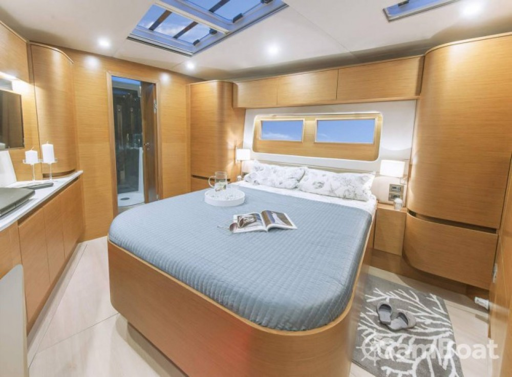 Hanse yacht between personal and professional Athens
