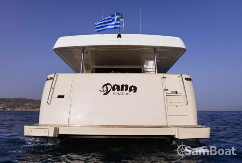Rental yacht Athens - Ferretti yacht on SamBoat