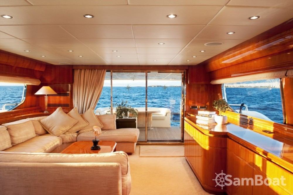 Rent a Posillipo yacht Athens