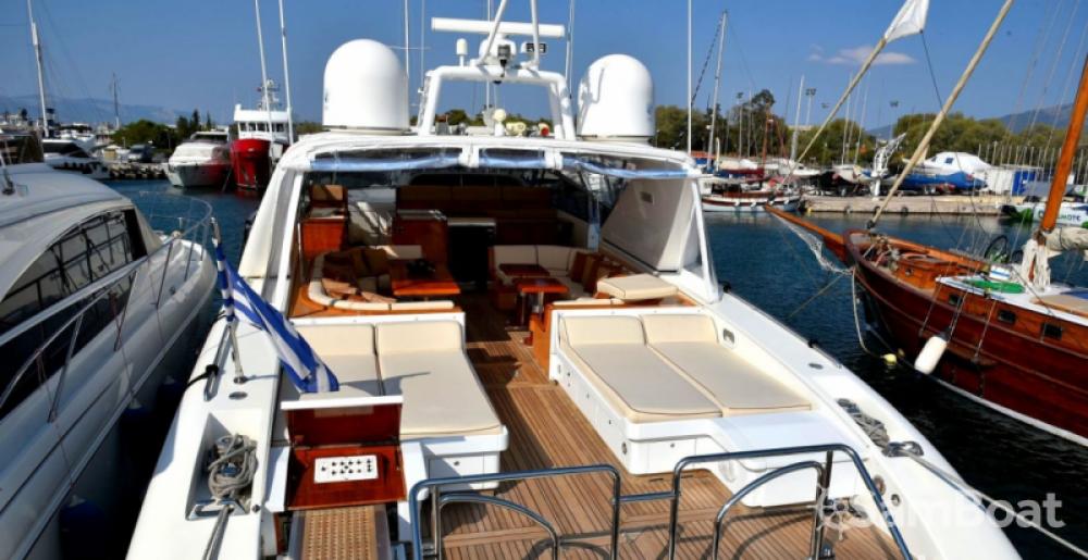 Boat rental Mangusta overmarine in Athens on Samboat