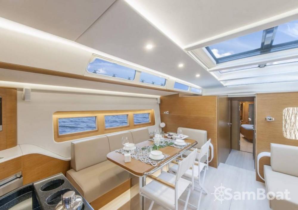 Rental yacht Athens - Hanse yacht on SamBoat
