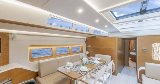 Rental Sailboat in Athens - Hanse yacht