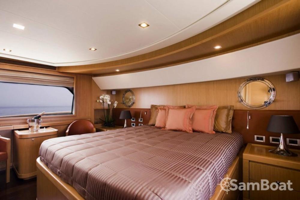 Boat rental Ferretti yacht in Athens on Samboat