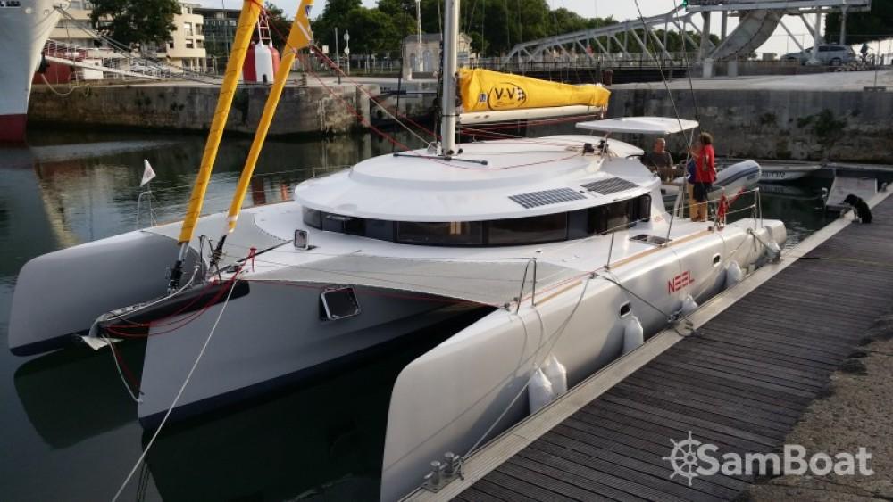 Rental Catamaran in Cogolin - Neel Neel 45
