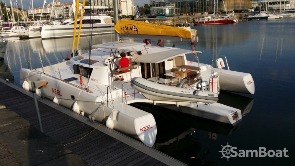 Rental yacht Cogolin - Neel Neel 45 on SamBoat