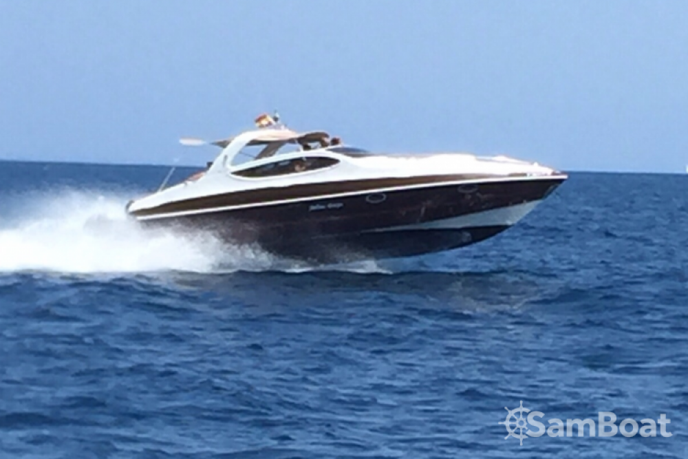 Rental Motorboat Abbate with a permit