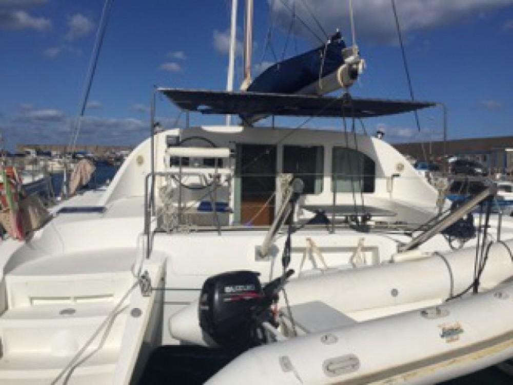 Rental Catamaran in Palermo - Lagoon Lagoon 410