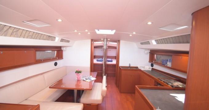 Boat rental Cagliari cheap Oceanis 48