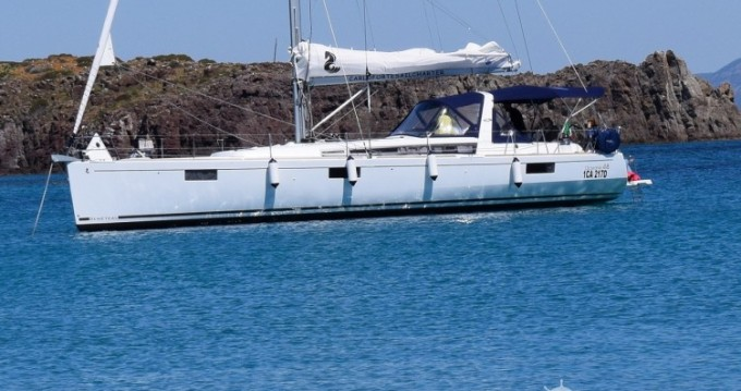 Rental Sailboat in Cagliari - Bénéteau Oceanis 48