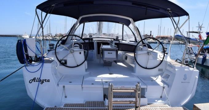 Rental yacht Cagliari - Bénéteau Oceanis 48 on SamBoat