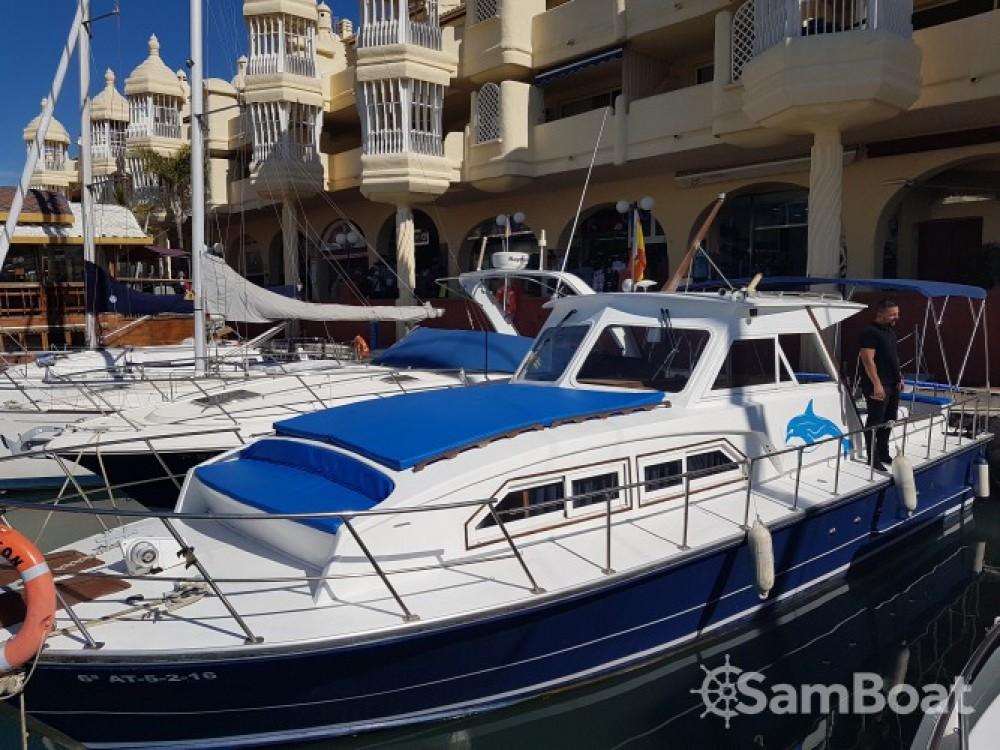 Boat rental Manilva cheap Commander