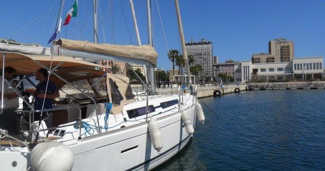 Rent a Dufour Dufour 405 Cagliari