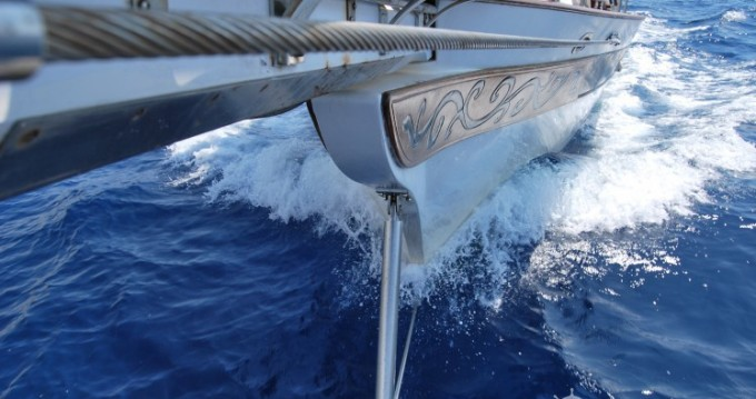 Hire Sailboat with or without skipper Ta Chiao Porto Lotti