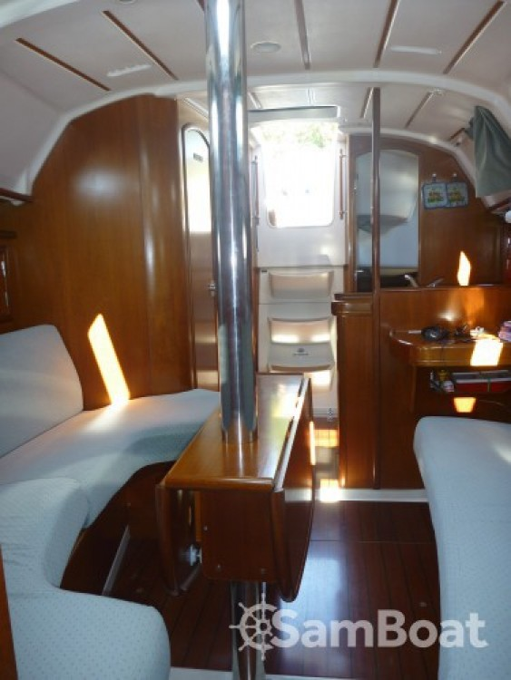 Boat rental Olbia cheap Oceanis 331 Clipper