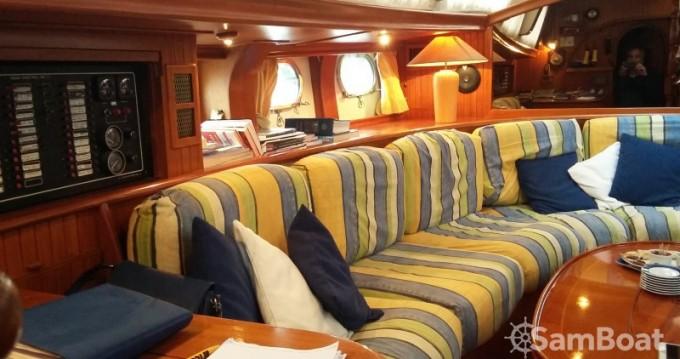 Rental Sailboat in Porto Lotti - Ta Chiao Scorpio 72