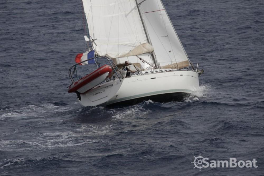 Rental yacht Saint-Jean-Cap-Ferrat - Bénéteau First 47.7 on SamBoat