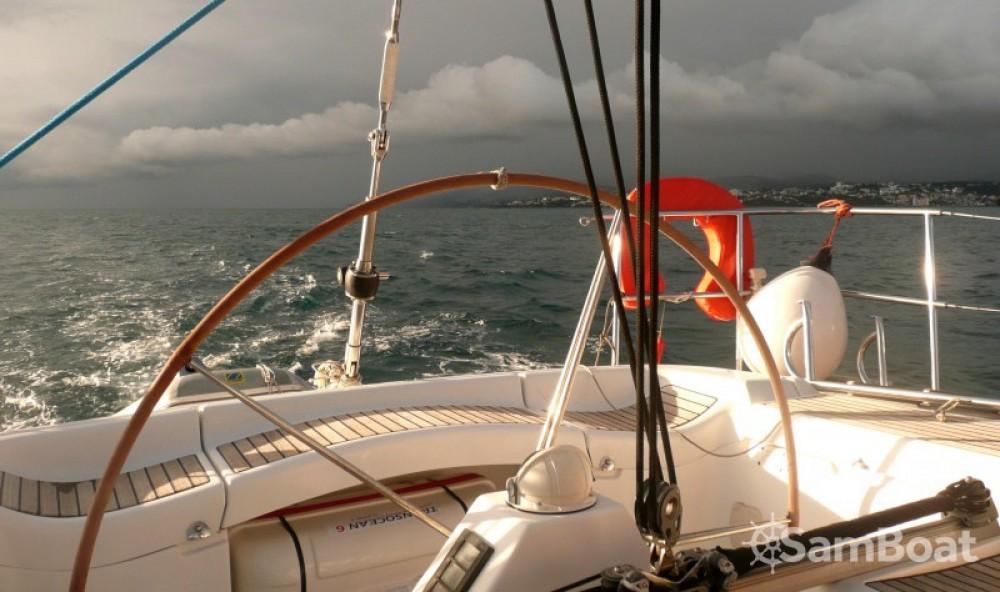 Boat rental Bénéteau First 47.7 in Saint-Jean-Cap-Ferrat on Samboat