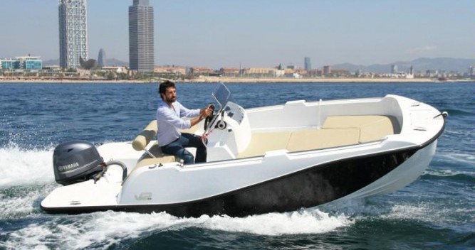 Motorboat for rent La Savina at the best price