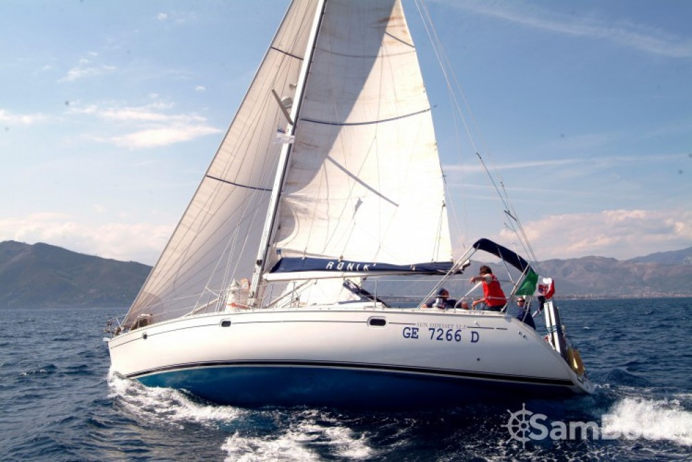 Hire Sailboat with or without skipper Jeanneau Andora