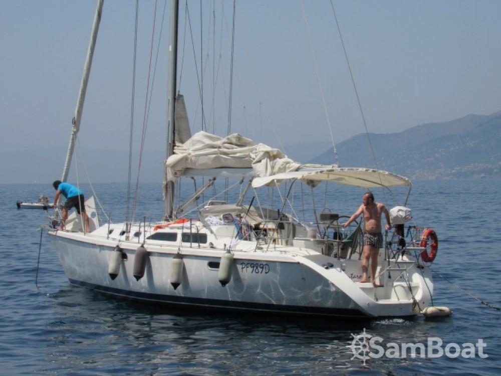 Rental Sailboat in Genoa - Catalina Catalina 42
