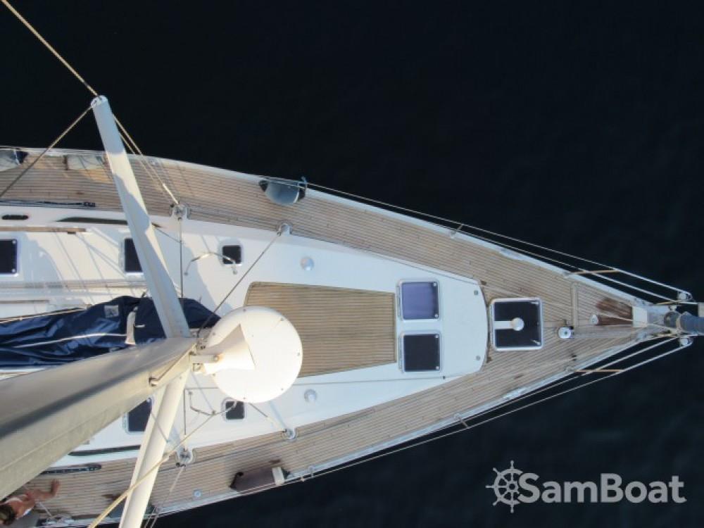 Rental Sailboat in Andora - Jeanneau Sun Odyssey 52.2