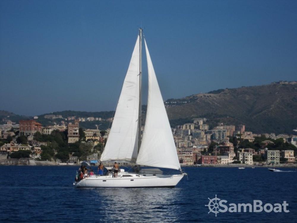 Boat rental Genoa cheap Catalina 42