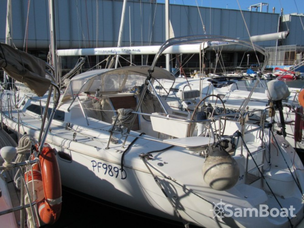 Rental Sailboat Catalina with a permit