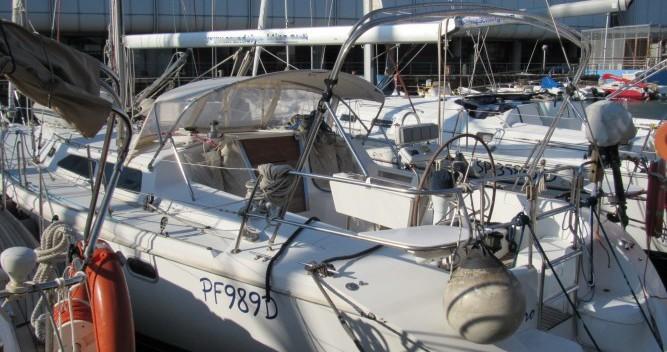 Boat rental Catalina Catalina 42 in Genova on Samboat