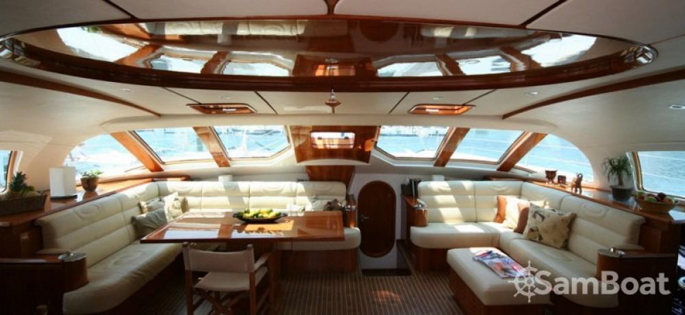 Hire Catamaran with or without skipper Alliaura Marine Olbia