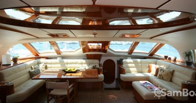 Boat rental Olbia cheap Privilège 585