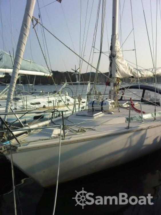 Boat rental Arzon cheap Gin Fizz gréé en sloop