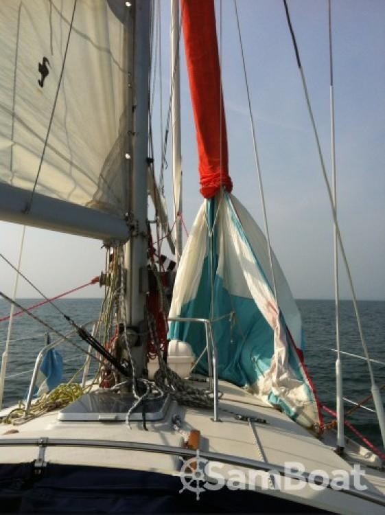Rental yacht Arzon - Jeanneau Gin Fizz gréé en sloop on SamBoat