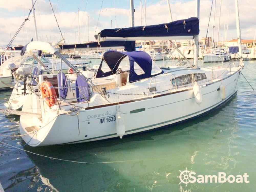 Rental yacht Marina di Grosseto - Bénéteau Oceanis 40 on SamBoat