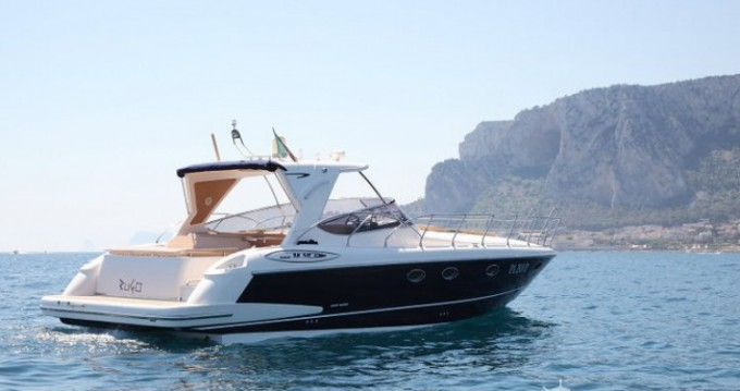 Motorboat for rent Palermo at the best price